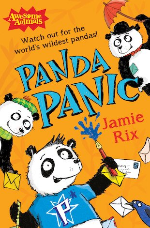 Awesome Animals: Panda Panic