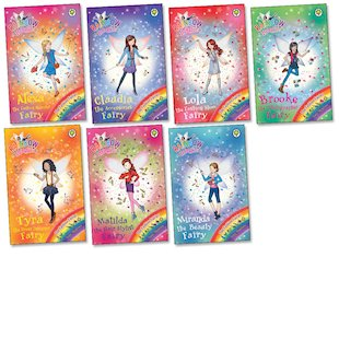 Rainbow Magic: Fashion Fairies Pack