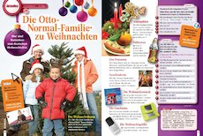 Die Otto-Normal-Familie zu Weihnachten