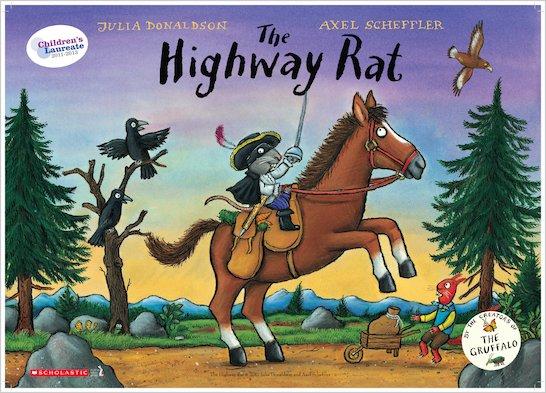 Highway Rat Poster