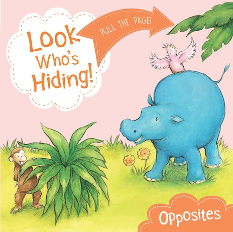 Look Who's Hiding: Opposites