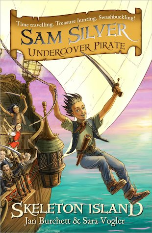 Sam Silver, Undercover Pirate: Skeleton Island
