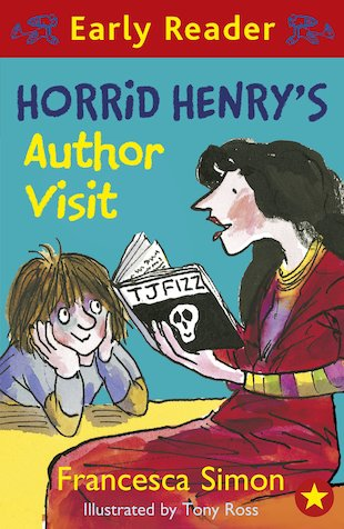 Horrid Henry's Author Visit