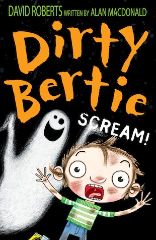 Dirty Bertie: Scream!