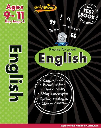 Gold Stars: English (Ages 9-11)