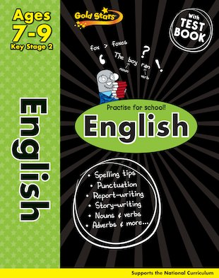 Gold Stars: English (Ages 7-9)