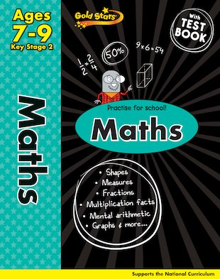 Gold Stars: Maths (Ages 7-9)