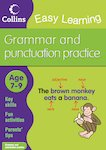 Collins Easy Learning: Grammar and Punctuation Practice (Ages 7-9)
