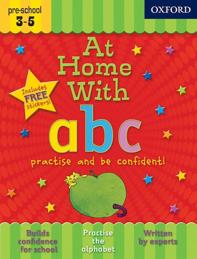 At Home With ABC: Ages 3-5