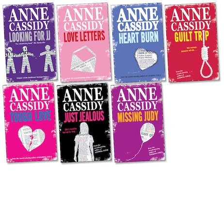 Anne Cassidy Pack