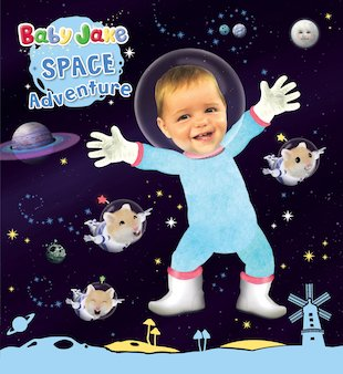 Baby Jake: Space Adventure