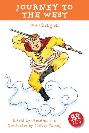 Real Reads: Journey to the West