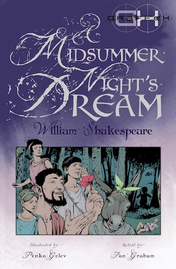 Graffex: A Midsummer Night's Dream