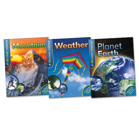 Discover Science Complete Pack
