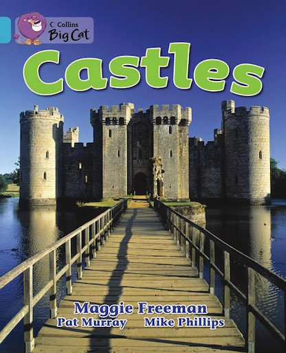 Castles (Book Band Turquoise)