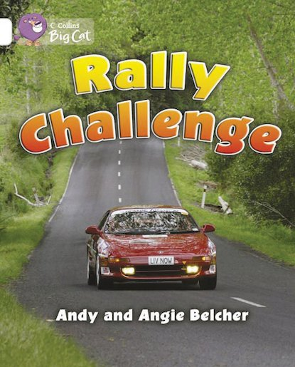 Rally Challenge (Book Band White)