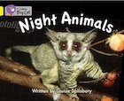 Night Animals (Book Band Yellow)