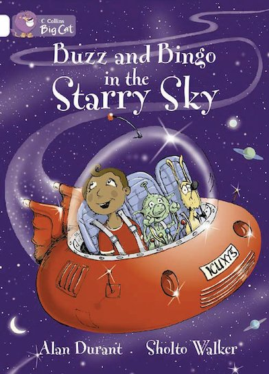 Buzz and Bingo in the Starry Sky