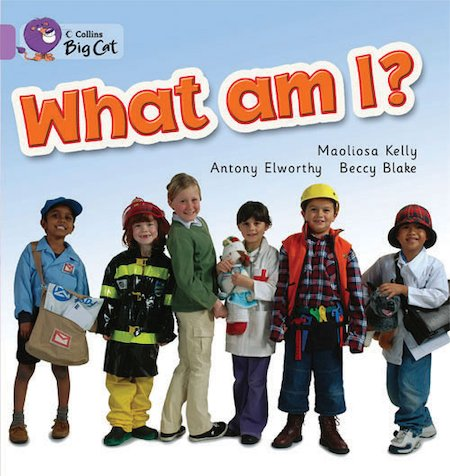 What Am I? (Book Band Lilac)