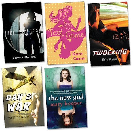 Barrington Stoke Teen Fiction Pack