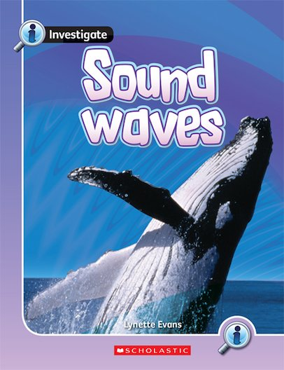 Investigate: Sound Waves x 6
