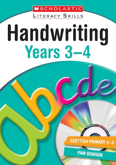 Handwriting - Years 3-4 (Teacher Resource)