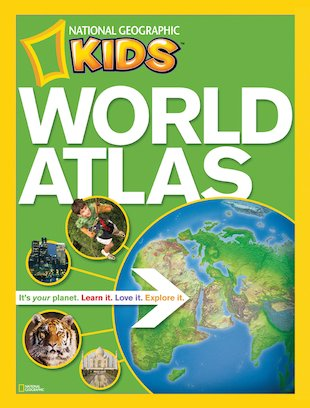 National Geographic Kids: World Atlas