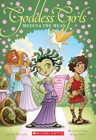 Goddess Girls: Medusa the Mean