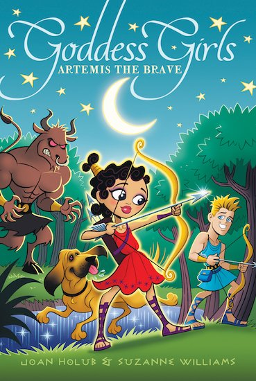 Goddess Girls: Artemis the Brave