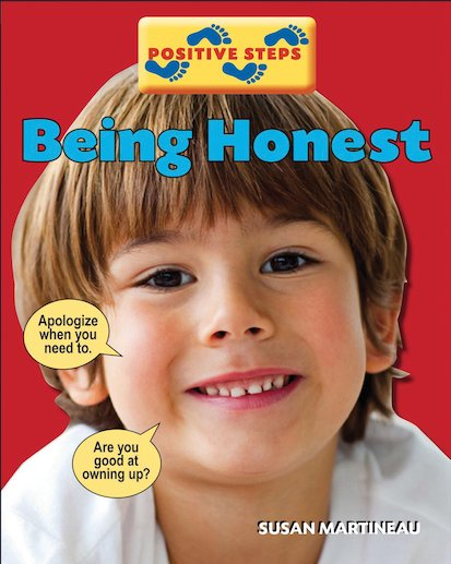 Positive Steps: Being Honest