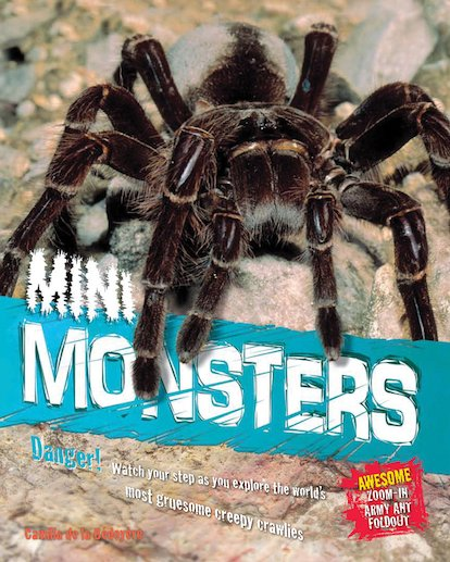 Animal Attacks:Mini Monsters