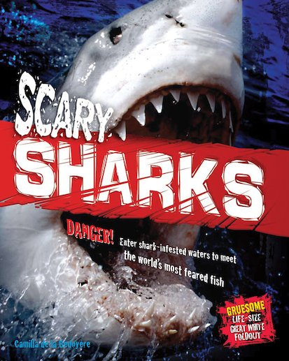 Animal Attacks:Scary Sharks