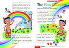 The first rainbow – Guided reading leaflet