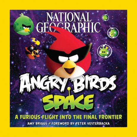 National Geographic: Angry Birds Space