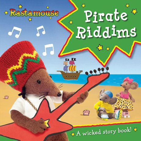 Rastamouse: Pirate Riddims