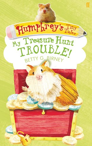 Humphrey's Tiny Tales: My Treasure Hunt Trouble!