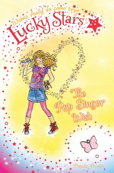 Lucky Stars: The Pop Singer Wish