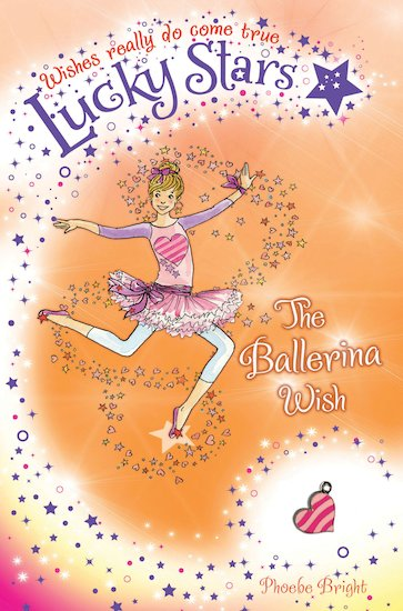 Lucky Stars: The Ballerina Wish