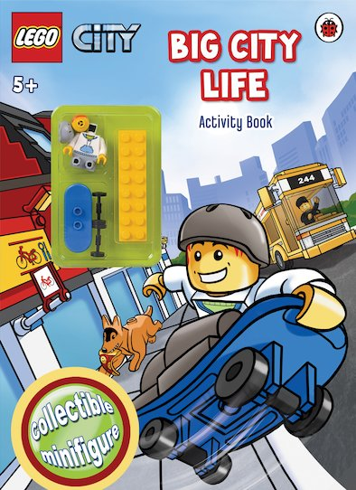 LEGO® CITY™: Big City Life Activity Book