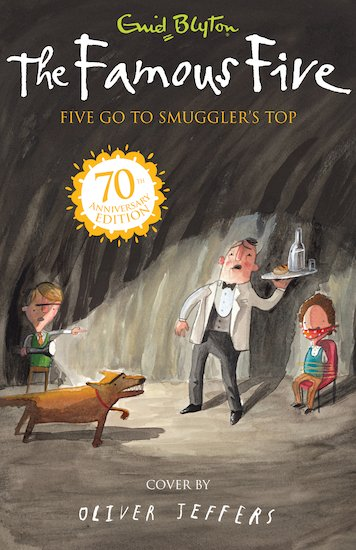 Five Go to Smuggler's Top