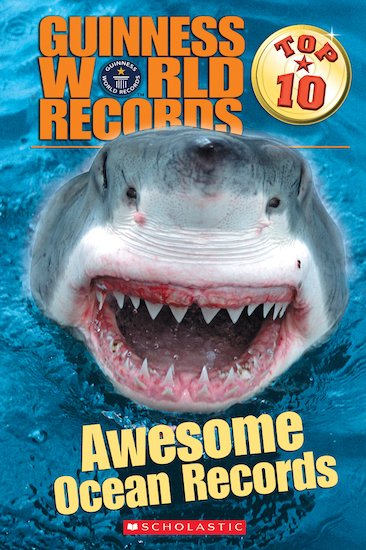 Guinness World Records: Top 10 Awesome Ocean Records