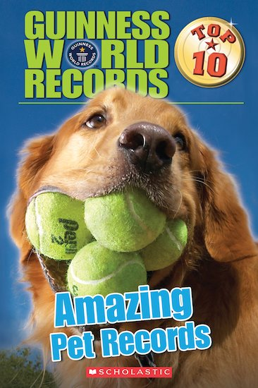 Guinness World Records: Top 10 Amazing Pet Records