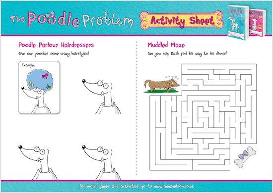 Poodle Problem activities