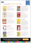 World Book Day If You Love Roald Dahl Try.... (1 page)