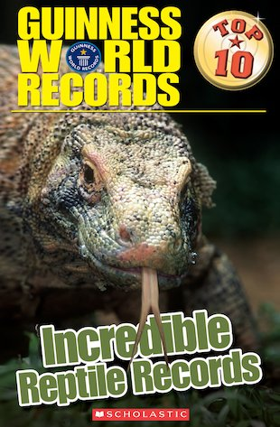 Guinness World Records: Top 10 Incredible Reptile Records