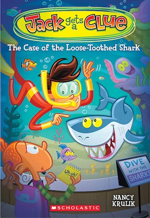 Jack Gets a Clue: The Case of the Loose-Toothed Shark