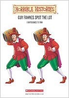 Fawkes spot difference 930706