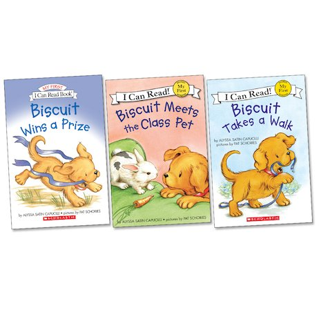 Biscuit Adventures Trio