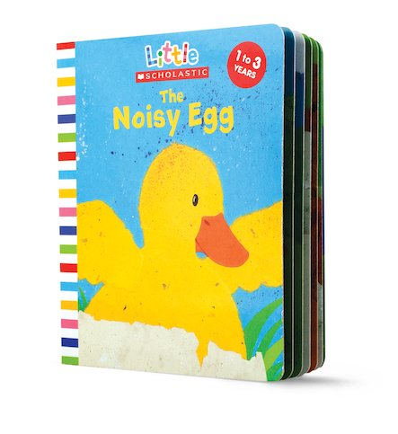 Little Scholastic: The Noisy Egg