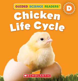 Guided Science Readers: Chicken Life Cycle